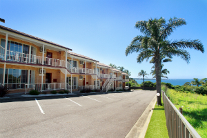 Twofold Bay Motor Inn is the only place to stay while exploring the South Coast.